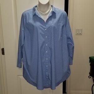 4x shirt dress or tunic